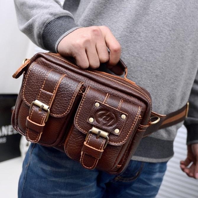 Cách lựa chọn túi xách da nam cao cấp tốt nhất (1)