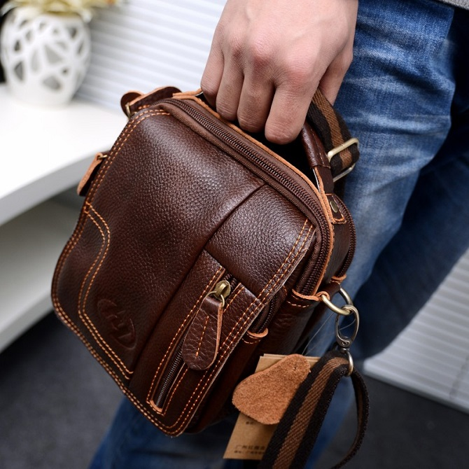 Cách lựa chọn túi xách da nam cao cấp tốt nhất (3)