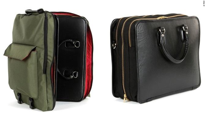 Những mẫu túi xách da nam cao cấp du lịch sành điệu bậc nhất (2)
