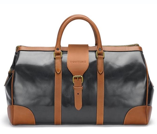 Những mẫu túi xách da nam cao cấp du lịch sành điệu bậc nhất (4)