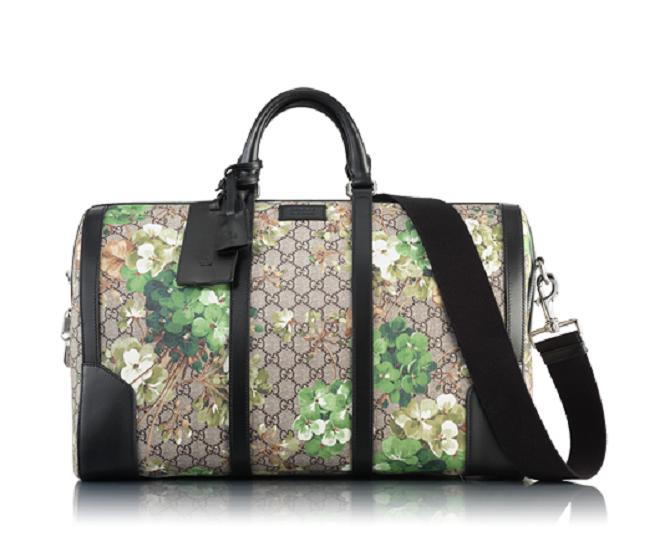 Sành điệu hơn với những mẫu túi xách da nam cao cấp có họa tiết (2)